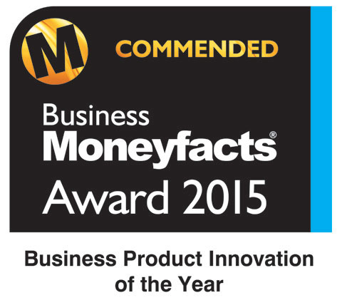 MonetFacts Award logotype